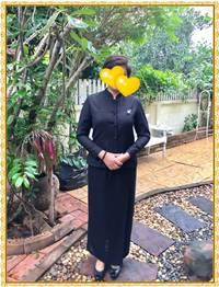 ชุดไทยจิตรลดา มีทุกไซส์  สีดำ สีขาว สีฟ้า สีเหลือง สีทอง สีครีม ไซส์ใหญ่-เล็ก-คนอ้วน